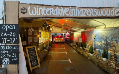 Winter Drive In langer geopend